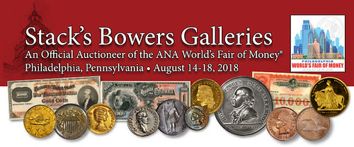 Stacks Bowers 2018 ANA sale banner