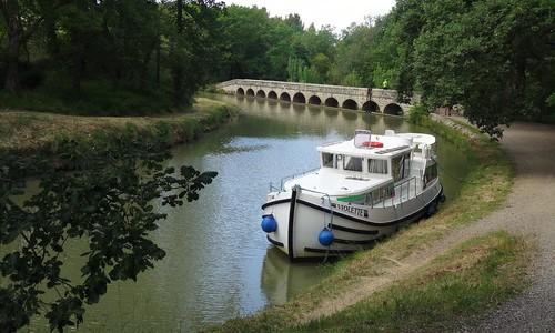 [o] Violette et le Canal du Midi