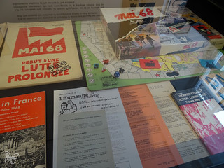 Lazinc - Mai 68 Posters