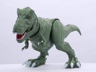 FUJIMI 自由研究系列 第一彈 「恐龍篇 暴龍」組裝模型作品!自由研究シリーズ No.1 きょうりゅう編 ティラノザウル プラモデル