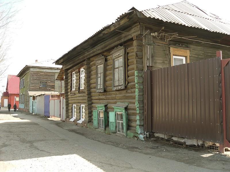 Барнаул, улица Аванесова № 101.