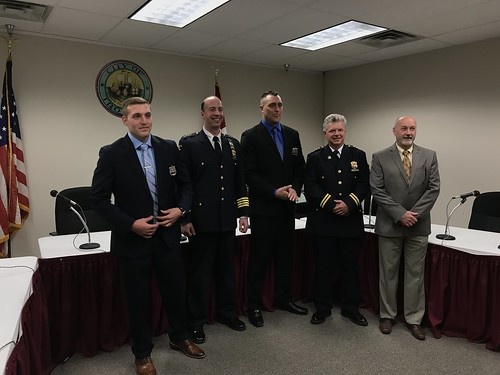 City Appoints New Police Officers 05-03-2018
