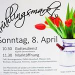 2018 - 08. April - Frühlingsmarkt