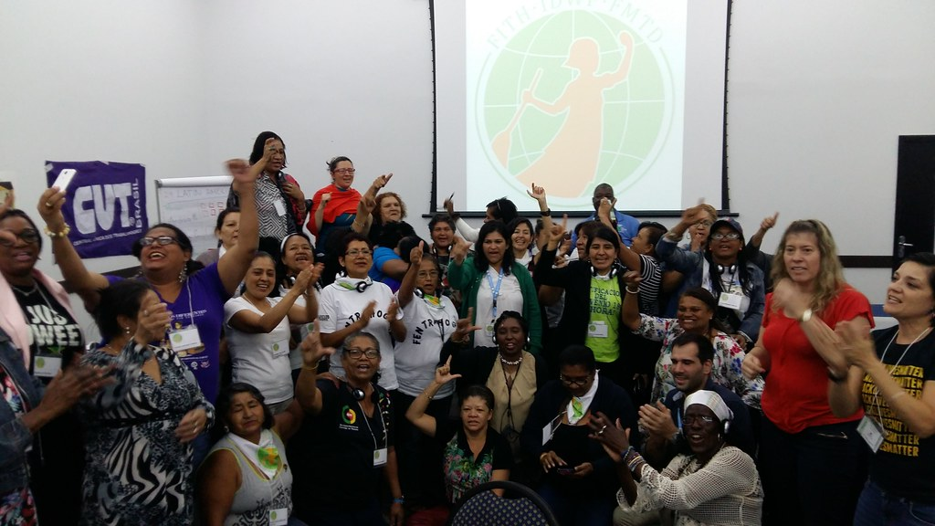 2018-5-5 Brazil: Day 3 - IDWF Continental Meeting for affiliates in Americas