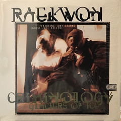 RAEKWON:CRIMINOLOGY(JACKET A)