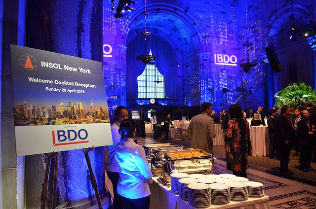 NYC2018 Welcome Reception