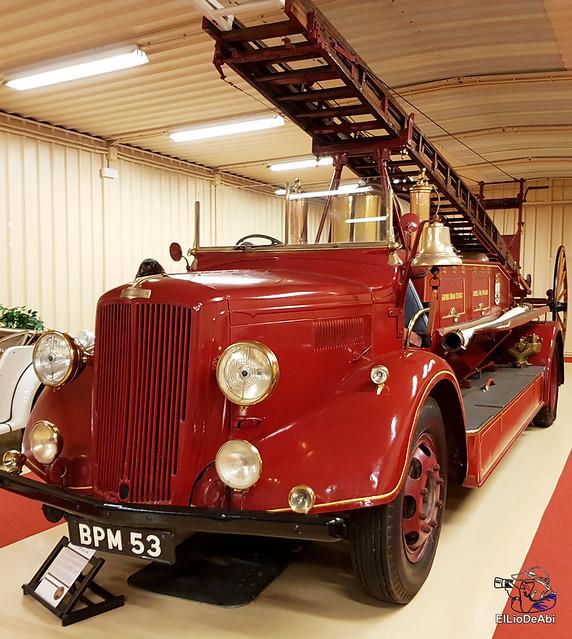 los Rolls Royce y otros clásicos de la Torre de Loizaga 6