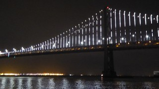 San Francisco Bay Trail, by night (1)