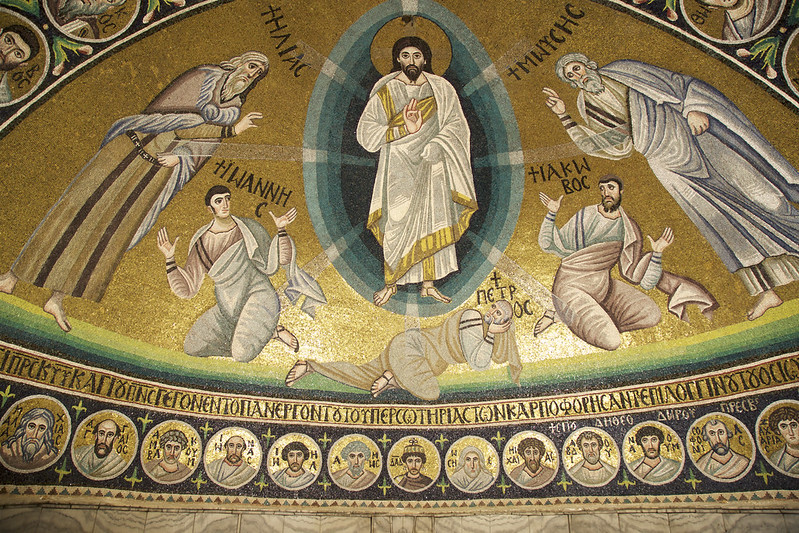 Collaborative Conservation of the Apse Mosaic of the Transfiguration in the Basilica at St. Catherine's Monastery, Sinai, EGYPT/GREECE/ITALY