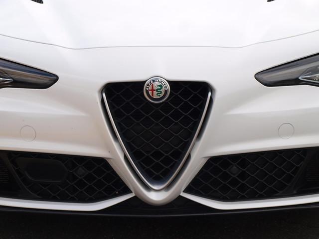 2017 Alfa Romeo Quadrifoglio