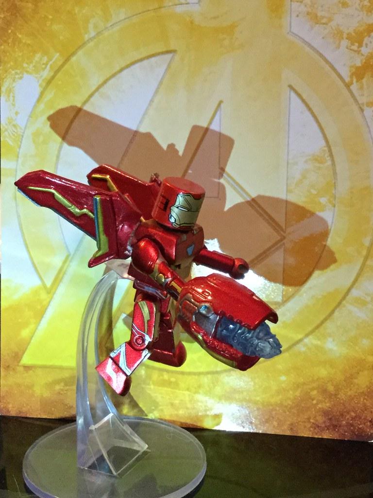 Infinity War Iron Man 2.0
