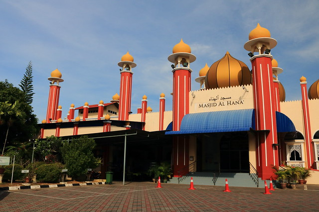 Masjid Al Hana, Kuah, Langkawi, Malaysia