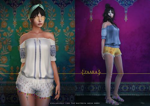 Zaara : Ira & Anika