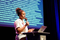 Mimi Onuoha at Coded Matter(s): Big Bias