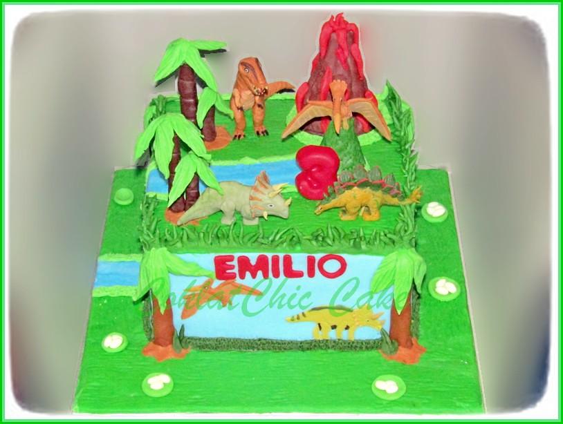 Cake Dino EMILIO 15 cm