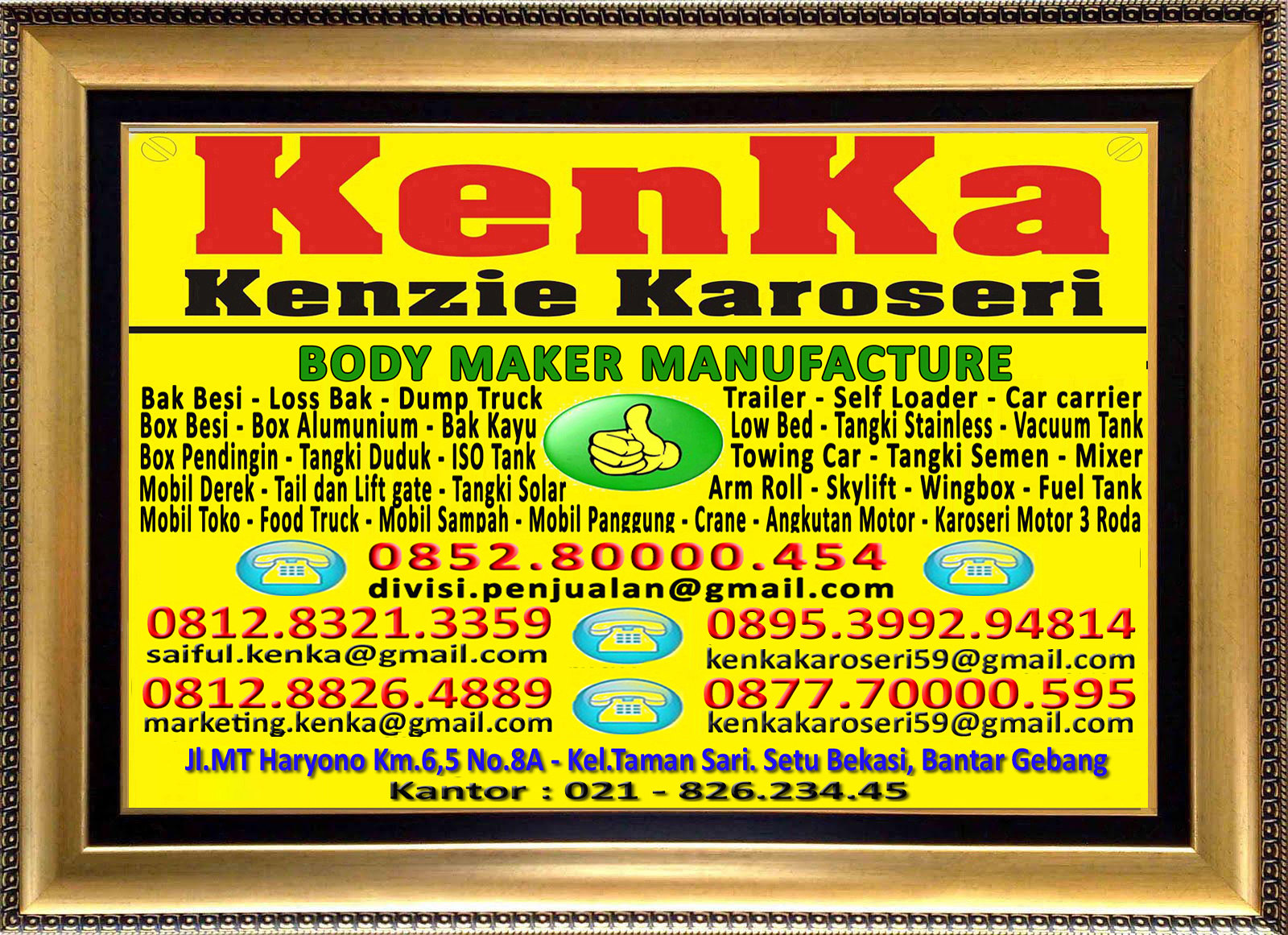 Logo KenKa - Thamrin - Marketing - nik
