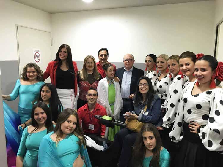PRIMAVERA DANCE FESTIVAL A BENEFICIO DE LA ASOCIACIÓN DE ESCLEROSIS MÚLTIPLE1