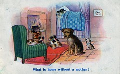 what is home without a mother !