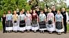 Gruppenbild der Trachtengruppe aus Karlsruhe
