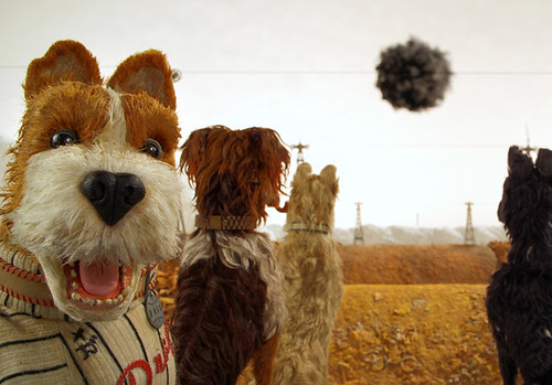 Película La Isla de los perros