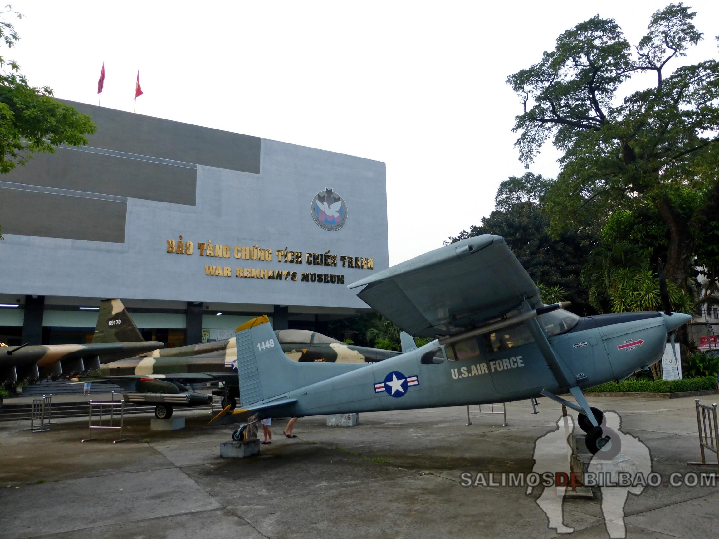 1351. Museo de la Guerra, Ho Chi Min