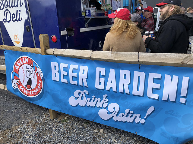 Aslin Beer Garden