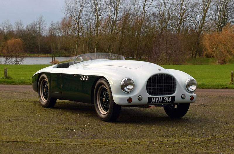1952 Cooper MG T21