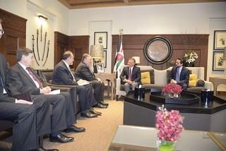 Secretary Pompeo Meets With King Abdullah in Jordan