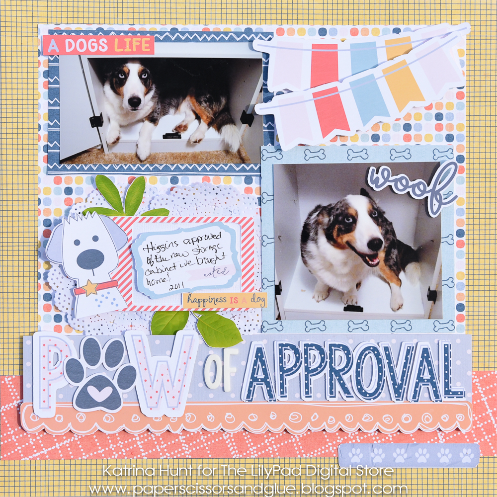 Happy NSD!!!  Paw of Approval-Hybrid Layout