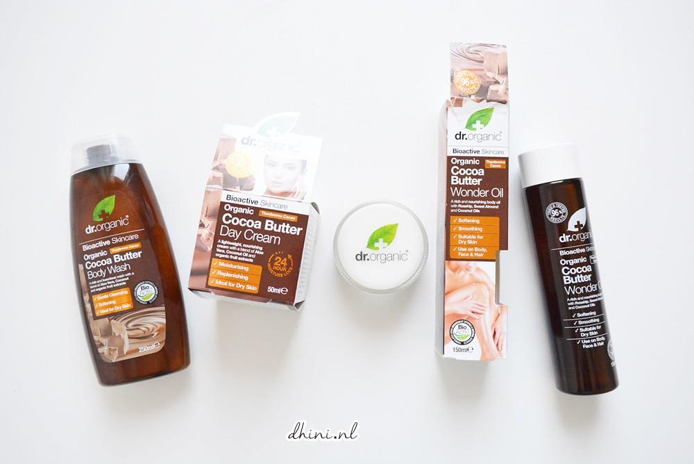 2018 Dr. Organic Cocoa