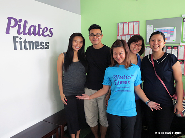 Prenatal Pilates at Pilates Fitness