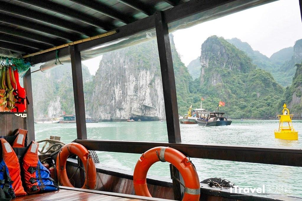 越南下龙湾天堂岛 (4)