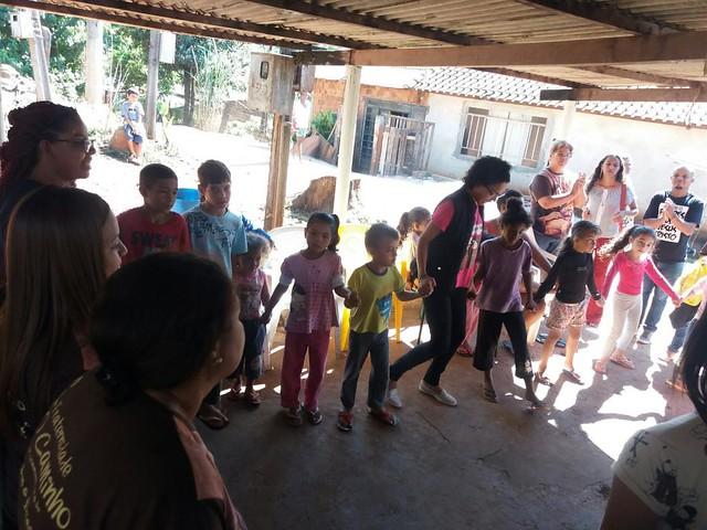 Evangelização em Jacarezinho/PR