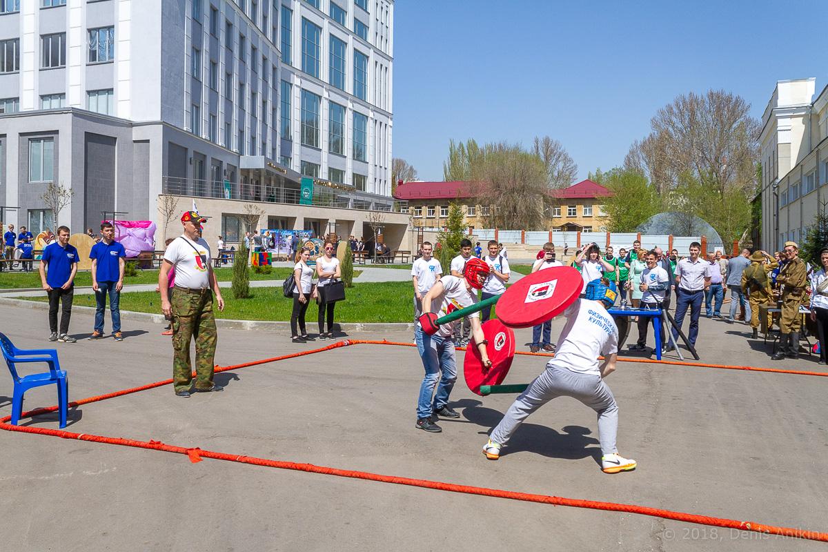 Фестиваль Здоровая Альтернатива СГТУ фото 10
