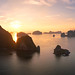 DJI_0407-Pano-sRGBA view of Phangnga bay by kksakultap