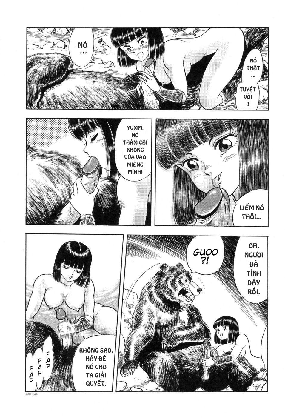 HentaiVN.net - Ảnh 11 - Kintarou - Hontou wa Eroi Otogibanashi - Oneshot