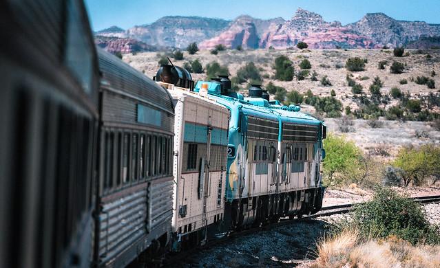 Verde Canyon Railroad - MRP 2018-29