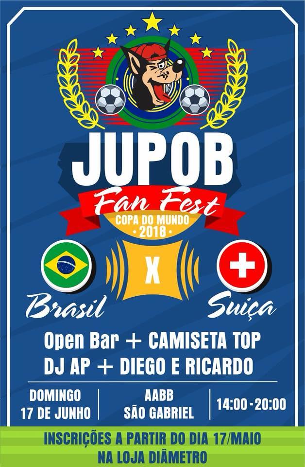 Jupob Fan Fest Copa 2018