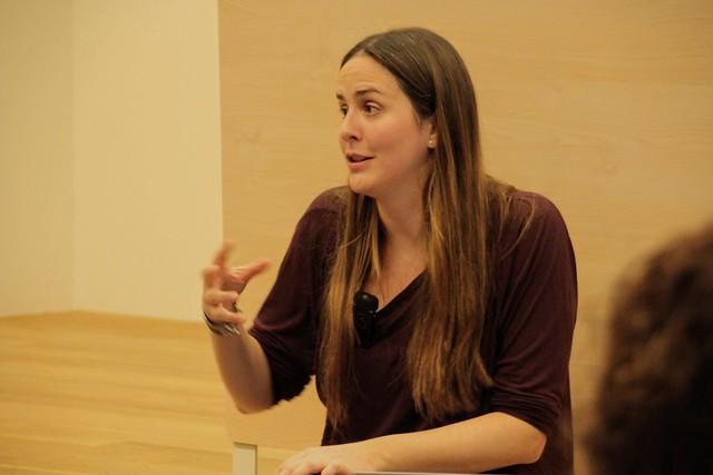 Laboratori de lectura amb Lara Reyes