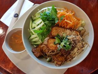 Vegan Tofu Bun at Eat Mii