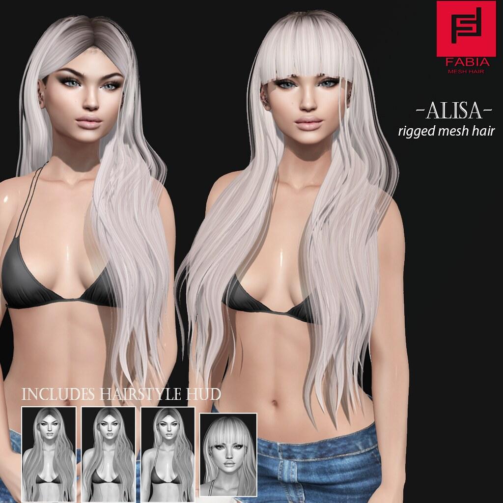 Alisa - TeleportHub.com Live!