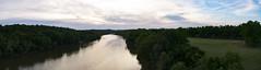 Black Warrior River Panorama