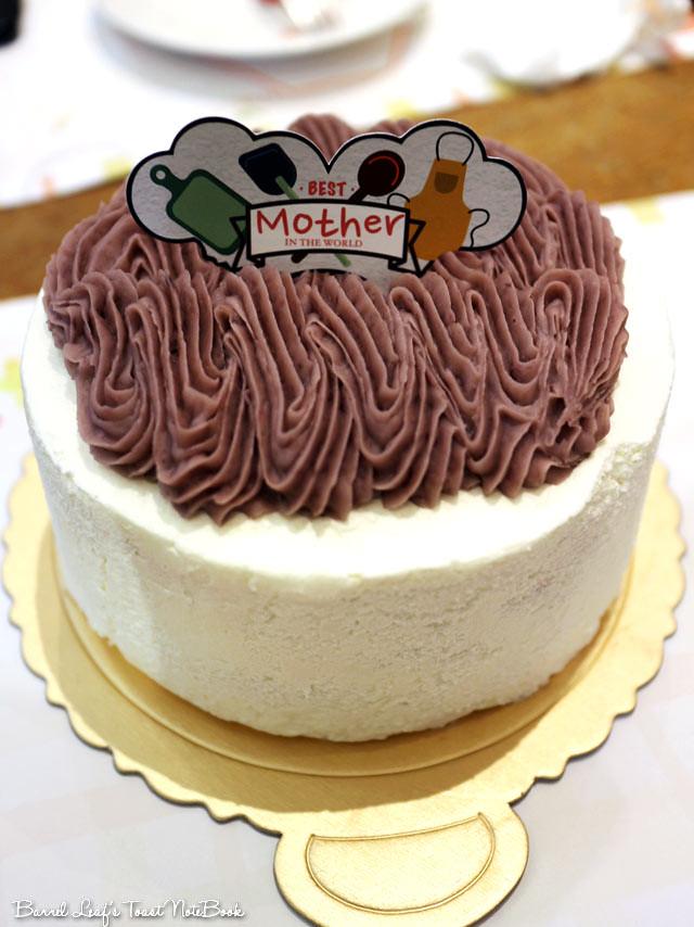 麵包廚房 芋頭蛋糕 Artisan Bakery Taro Cake (3)