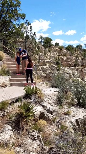 Walnut Canyon, Flagstaff AZ panoramic videos