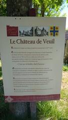 Château de Veuil- Indre