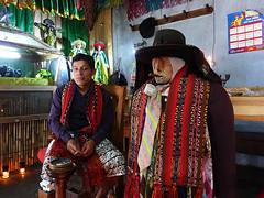 Santiago Atitlán aneb Maximón má rád peníze, doutníky a alkohol