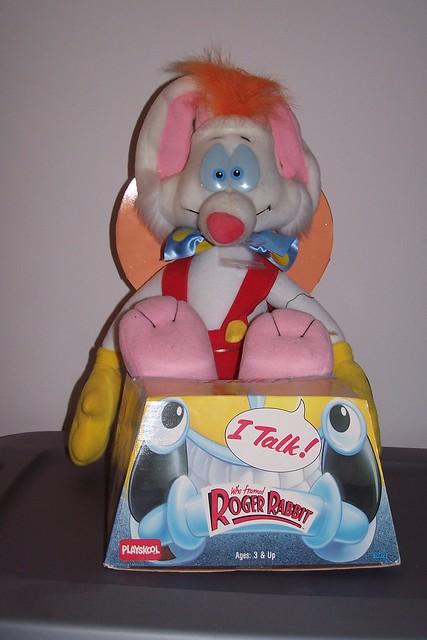 Talking Roger Rabbit d...
