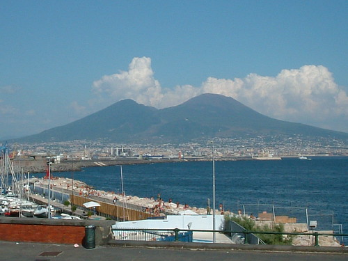 Mount Vesuvius  photo