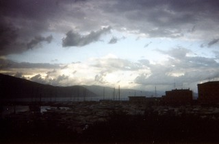 Santa Margarita Liguria Sunset