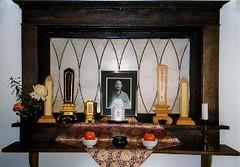 altar, room, interior design,